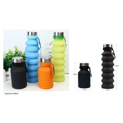 Drinkware Collapsible Bottle_550ml PD2207R
