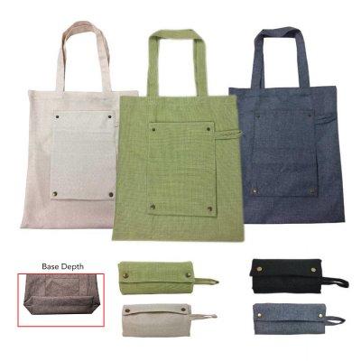 HEMP FOLDABLE BAGS_PB1118950R