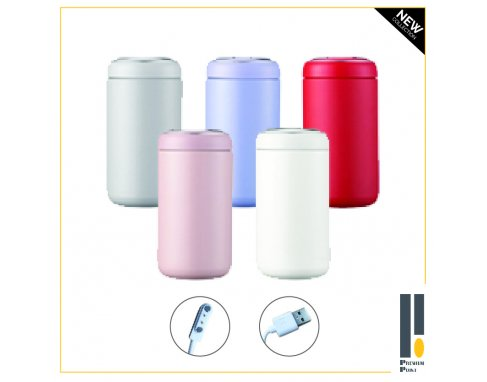 LCD Touch Screen Temperature Tumbler Rechargeable PD59100SN